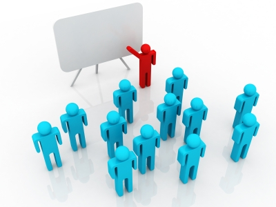Coaching and Training to Develop Effective Teams in Achieving Accreditation